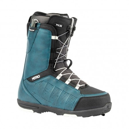 Boots snowboard barbati Nitro Thunder TLS Bleumarin/Negru 19/20