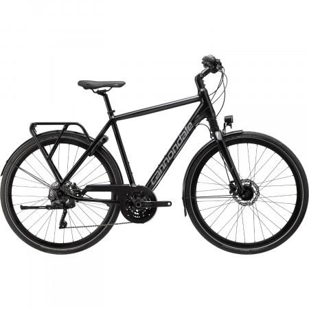 Bicicleta de oras Cannondale Tesoro 1 Negru Perlat 2020