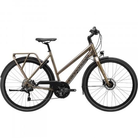 Bicicleta de oras Cannondale Tesoro Mixte 2 Gri meteor 2020