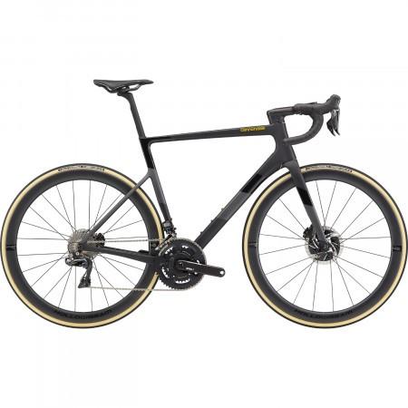 Bicicleta de sosea Cannondale SuperSix EVO HI-MOD Disc Dura Ace DI2 Negru 2020