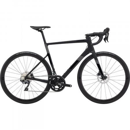 Bicicleta de sosea Cannondale SuperSix EVO Carbon Disc Ultegra Negru 2020