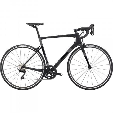 Bicicleta de sosea Cannondale SuperSix EVO Carbon 105 Negru 2020