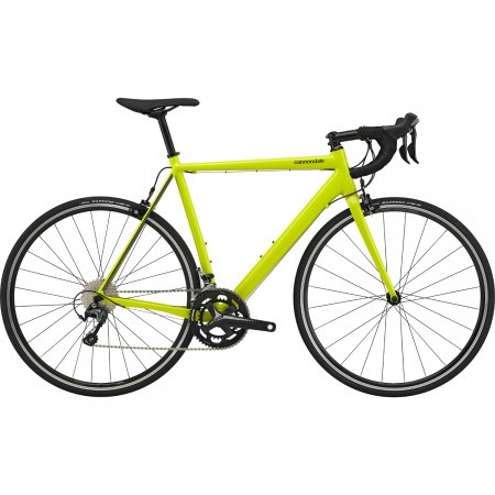 Bicicleta de sosea Cannondale CAAD Optimo Tiagra Galben 2020
