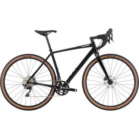 Bicicleta de sosea Cannondale Topstone Ultegra Negru Perlat 2020