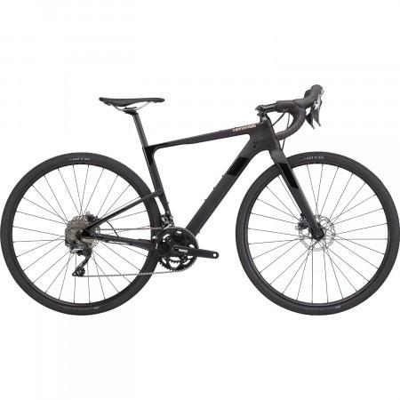Bicicleta de sosea Cannondale Topstone Carbon Women's Ultegra RX 2 Negru Perlat 2020