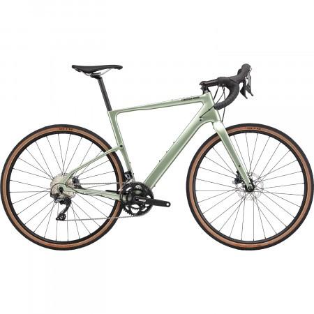 Bicicleta de gravel Cannondale Topstone Carbon Ultegra RX 2 Verde agave 2020