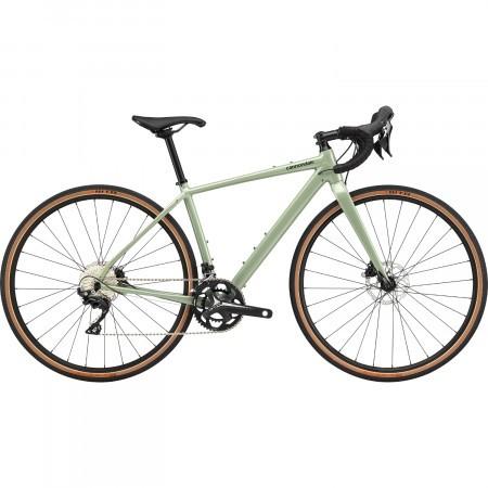Bicicleta de sosea Cannondale Topstone Women's 105 Verde agave 2020