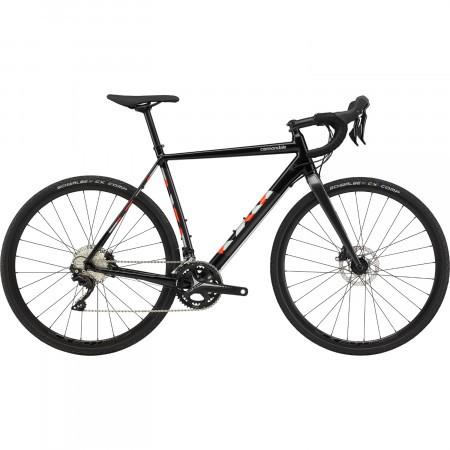 Bicicleta de sosea Cannondale CAADX 105 Negru Perlat 2020