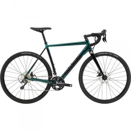 Bicicleta de sosea Cannondale CAADX Tiagra Verde Smarald 2020