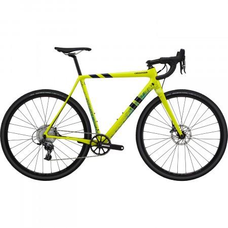 Bicicleta de sosea Cannondale SuperX Force 1 Galben 2020