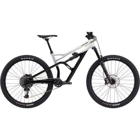 Bicicleta full suspension Cannondale Jekyll Carbon 29 2 Alb/Negru 2020