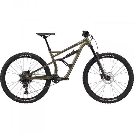Bicicleta full suspension Cannondale Jekyll 29 4 Verde Khaki 2020