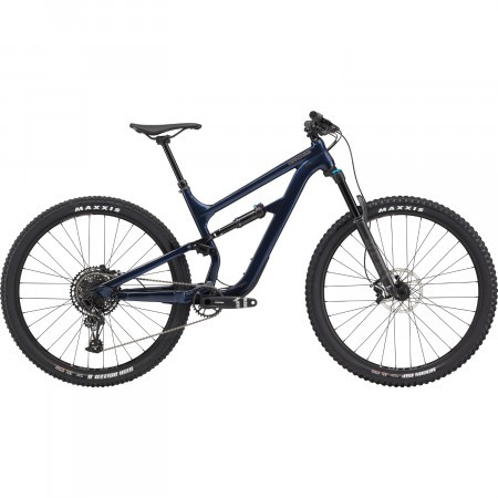 Bicicleta full suspension Cannondale Habit 4 Bleumarin 2020