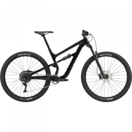 Bicicleta full suspension Cannondale Habit 6 Negru 2020