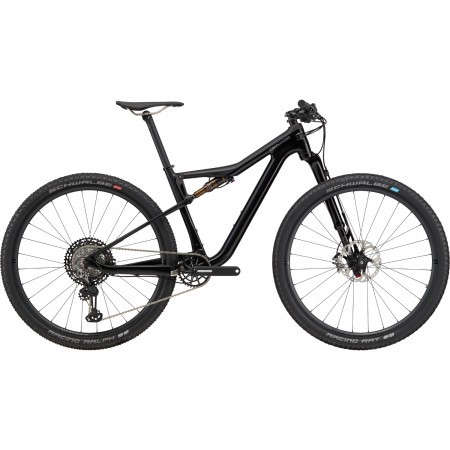 Bicicleta full suspension Cannondale Scalpel Si Hi-MOD 1 Negru 2020