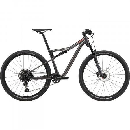Bicicleta full suspension Cannondale Scalpel Si 5 Grafit 2020