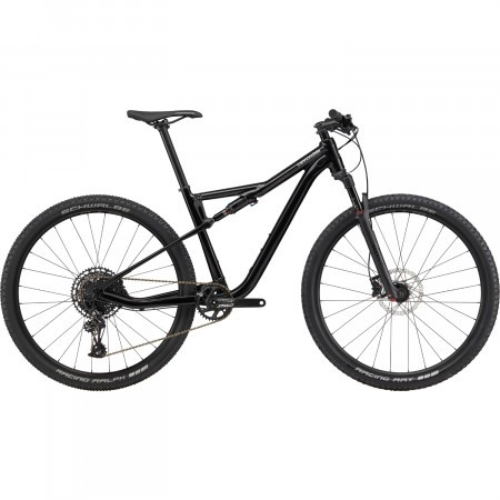 Bicicleta full suspension Cannondale Scalpel Si 6 Negru 2020