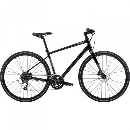 Bicicleta de oras Cannondale Quick 3 Negru perlat 2020