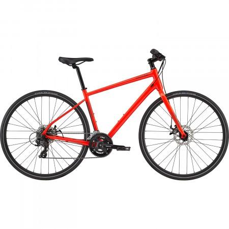 Bicicleta de oras Cannondale Quick 5 Rosu Acid 2021