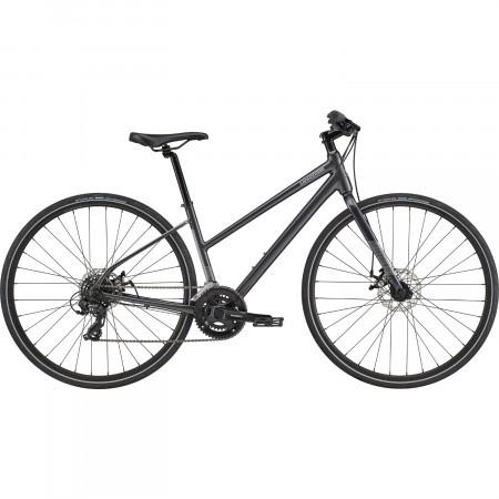 Bicicleta de oras Cannondale Quick Women's 5 Grafit 2021