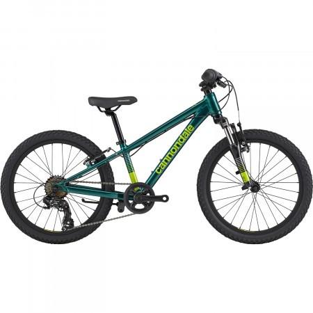 Bicicleta pentru copii Cannondale Trail 20 Verde Smarald 2020