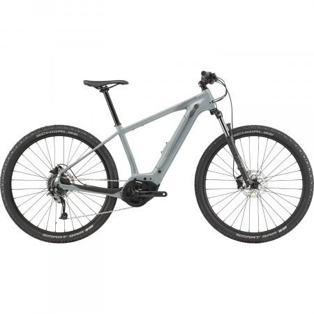 Bicicleta electrica Cannondale Trail Neo 3 Argintiu 2020