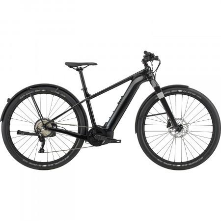 Bicicleta electrica Cannondale Canvas Neo 1 Negru Perlat 2020