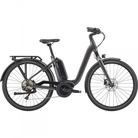 Bicicleta electrica Cannondale Mavaro Neo City 3 Grafit 2020