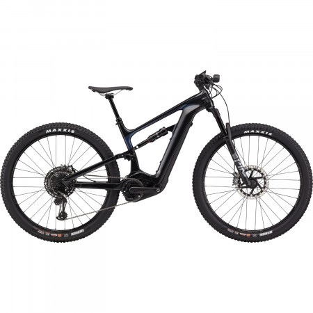 Bicicleta electrica Cannondale Habit Neo 1 Negru Perlat 2020