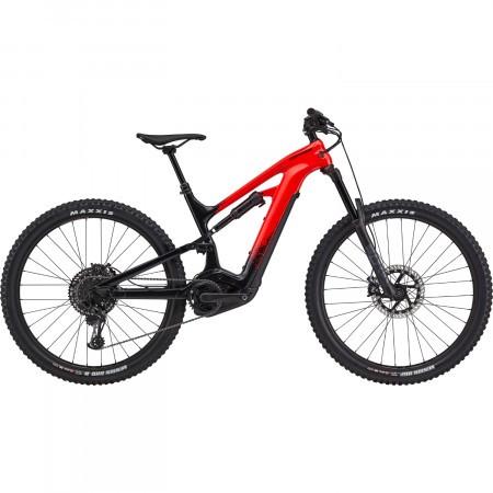 Bicicleta electrica Cannondale Moterra 2 Rosu Acid 2020