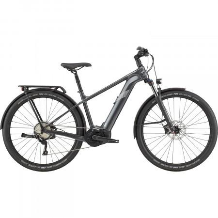 Bicicleta electrica Cannondale Tesoro Neo X 2 Grafit 2020
