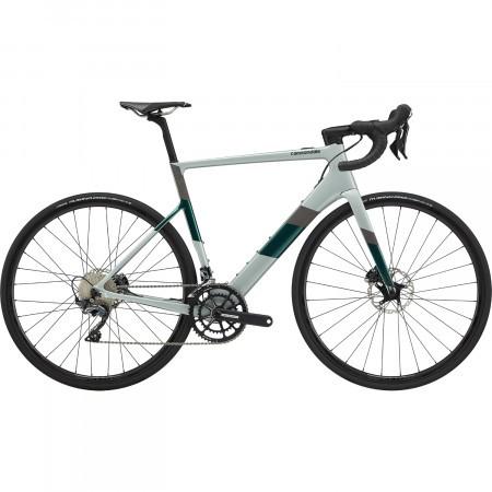 Bicicleta electrica Cannondale SuperSix EVO Neo 2 Argintiu 2020