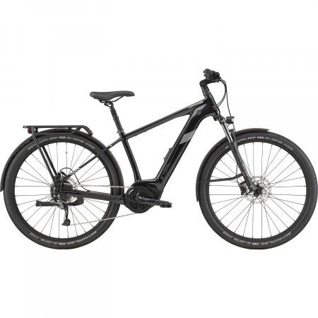 Bicicleta electrica Cannondale Tesoro Neo X 3 Negru Perlat 2020
