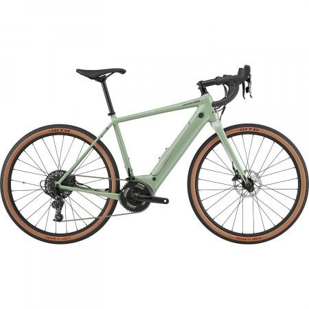 Bicicleta electrica Cannondale Synapse Neo SE Verde agave 2020