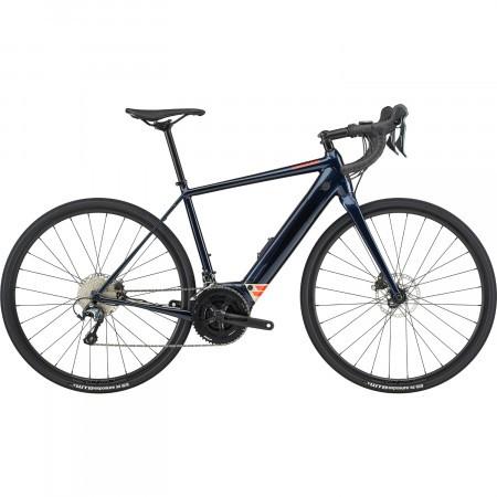 Bicicleta electrica Cannondale Synapse Neo 2 Bleumarin 2020