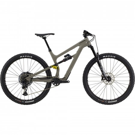 Bicicleta de munte full-suspension Cannondale Habit Carbon 1 Gri 2021