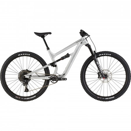 Bicicleta de munte full-suspension Cannondale Habit Waves Gri inchis 2021