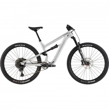 Bicicleta de munte full-suspension Cannondale Habit Waves Gri inchis 2021