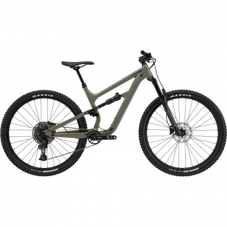Bicicleta de munte full-suspension Cannondale Habit Carbon 4 Gri 2021