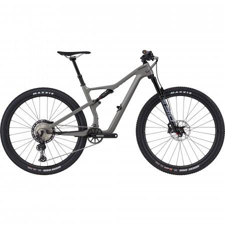 Bicicleta de munte full-suspension Cannondale Scalpel Carbon SE 1 Gri 2021