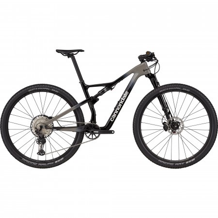 Bicicleta de munte full-suspension Cannondale Scalpel Carbon 3 Negru 2021