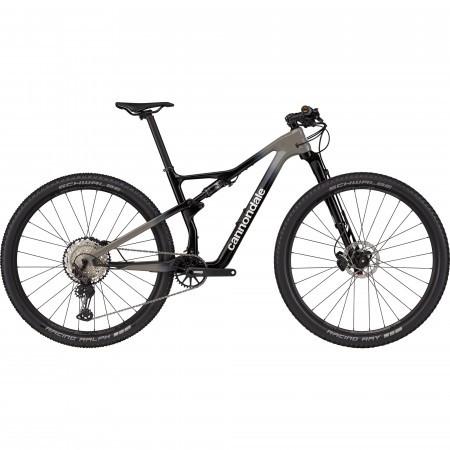 Bicicleta de munte full-suspension Cannondale Scalpel Carbon 3 Negru 2021