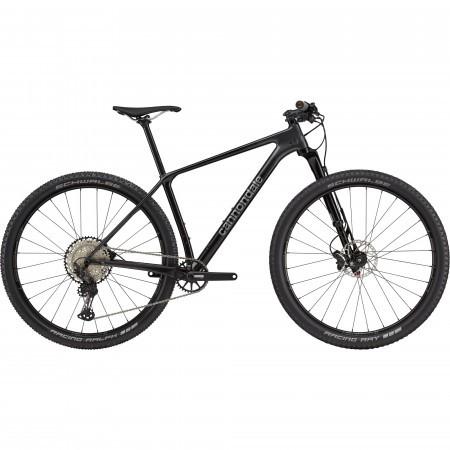 Bicicleta de munte hardtail Cannondale F-SI Carbon 3 Negru 2021