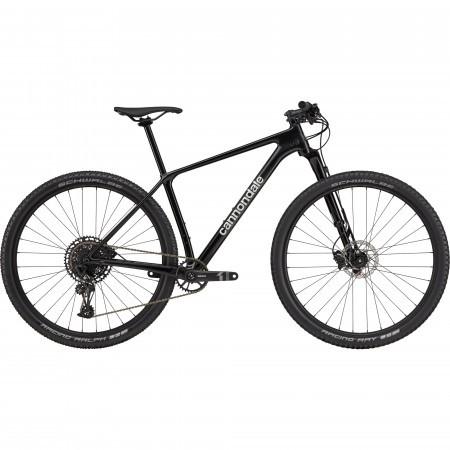Bicicleta de munte hardtail Cannondale F-SI Carbon 4 Argintiu 2021
