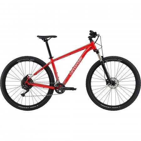 Bicicleta de munte hardtail Cannondale Trail 5 Rosu 2021
