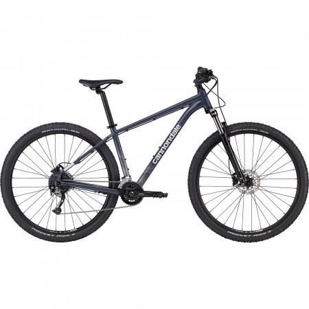 Bicicleta de munte hardtail Cannondale Trail 6 Gri ardezie 2021