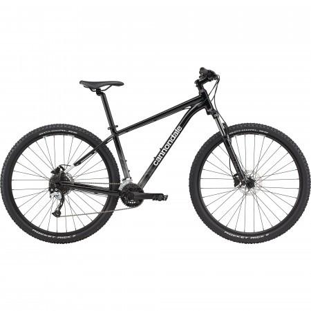 Bicicleta de munte hardtail Cannondale Trail 7 Negru 2021