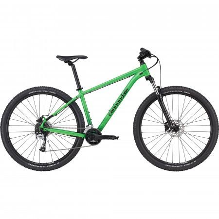 Bicicleta de munte hardtail Cannondale Trail 7 Verde 2021