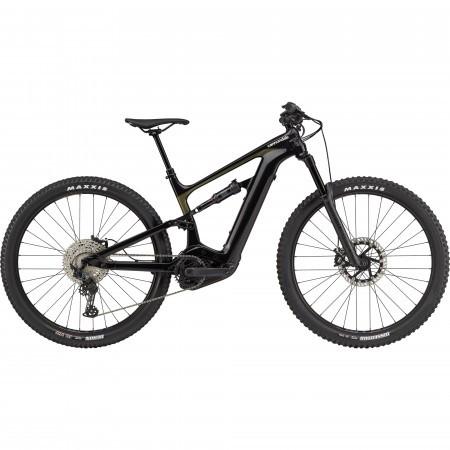 Bicicleta electrica Cannondale Habit Neo 3 Negru 2021