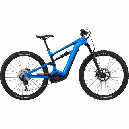 Bicicleta electrica Cannondale Habit Neo 3 Albastru electric 2021